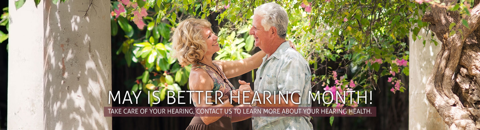 Better Hearing Month Banner - Evolve Hearing Center