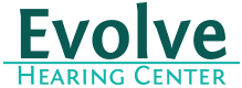 Evolve Hearing Center Logo